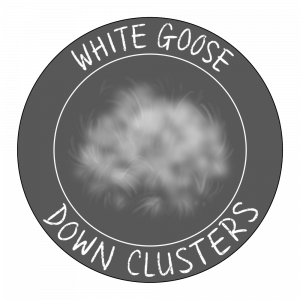 down clusters icon