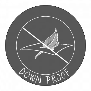 down proof icon