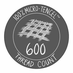 600 thread count micro-TENCEL icon