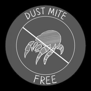 dust mite free icon