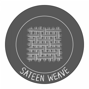 sateen weave icon