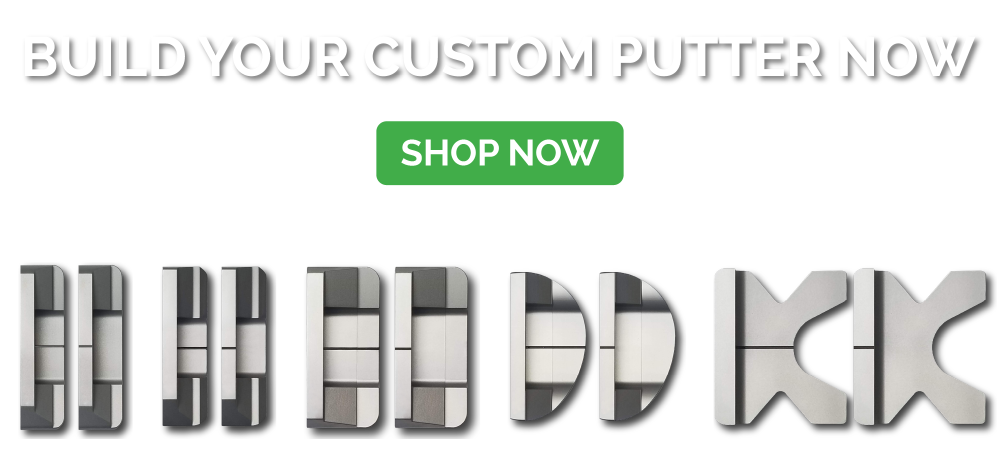 Build Your Custom Putter Blank v8