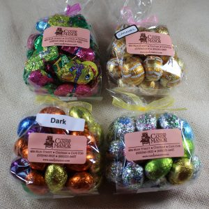 Foiled Chocolates - $7.00-$8.50
