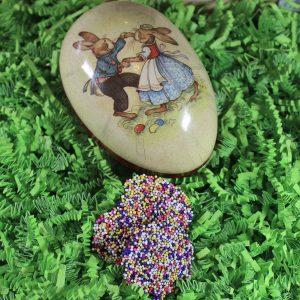 Paper Mache Egg - $15.00