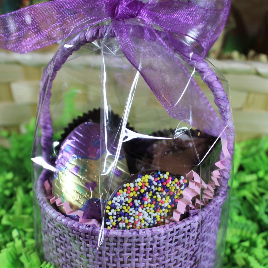 Easter Picnic Basket - $11.00