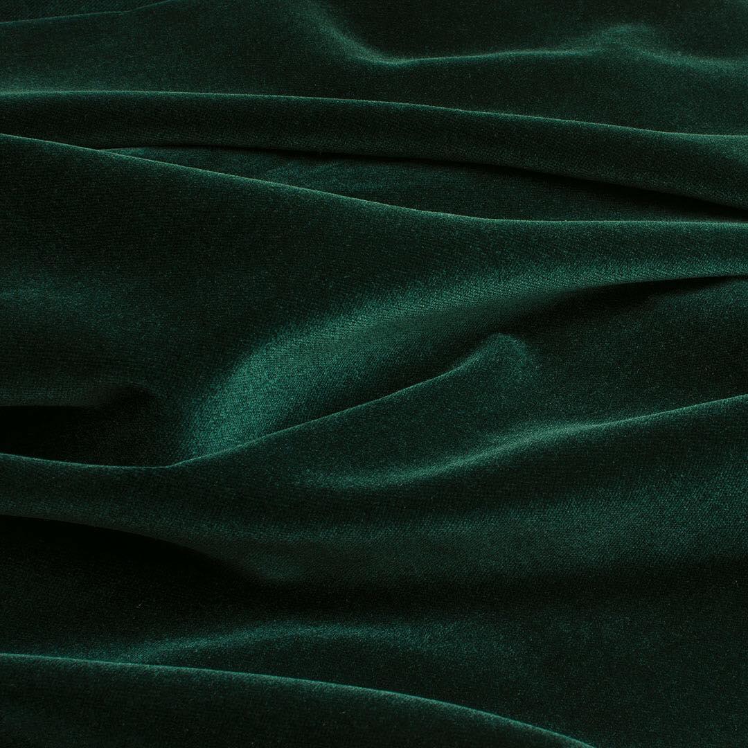 sacou de catifea verde marsay
