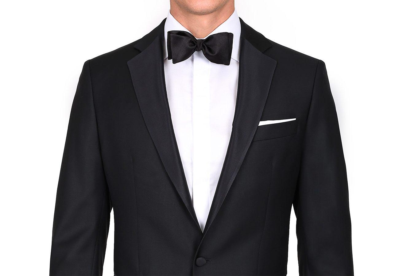 costum de mire nunta negru marsay