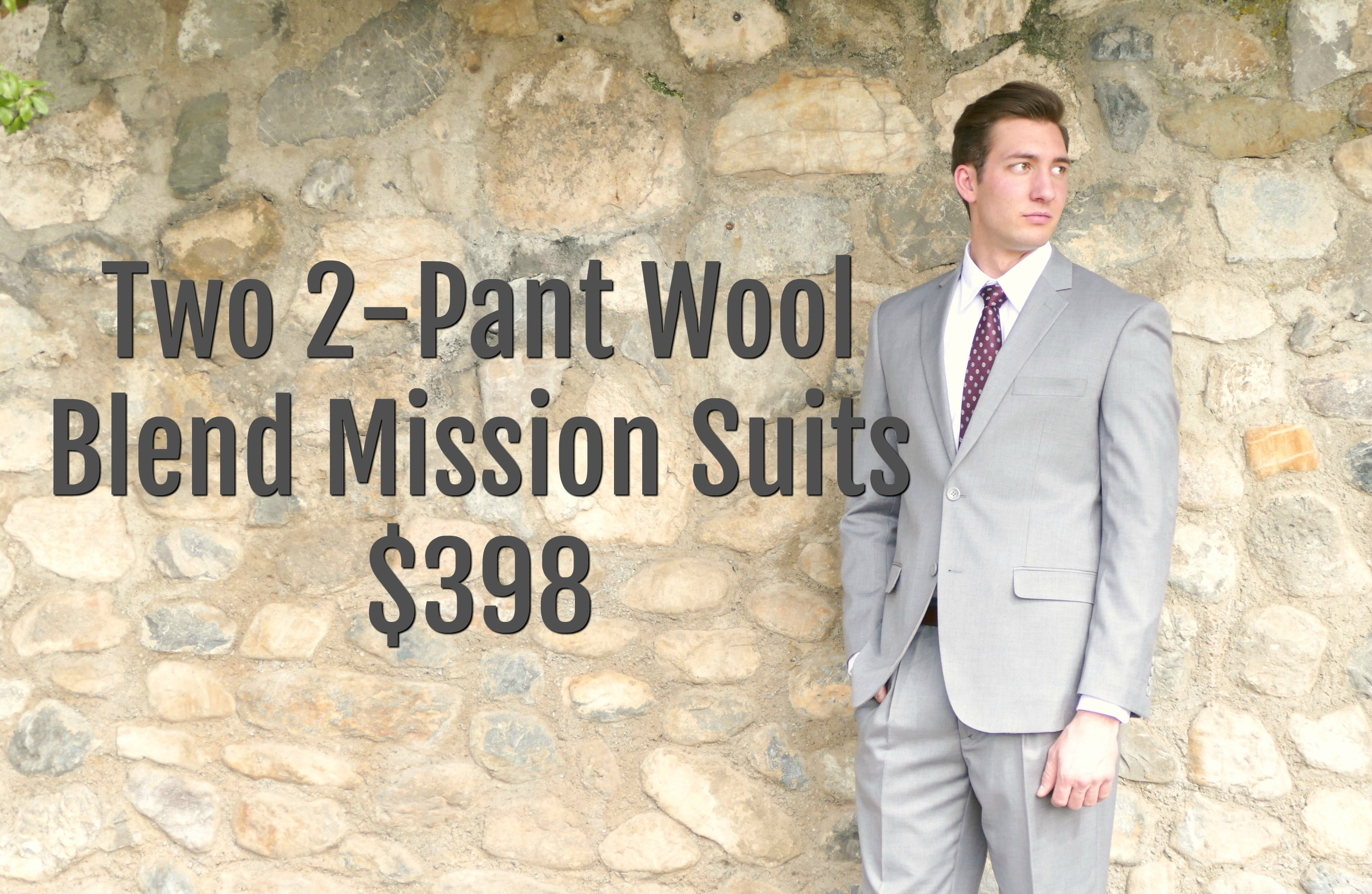 missionarymall mission suit package