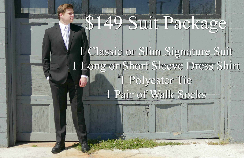 missionarymall signature suit package
