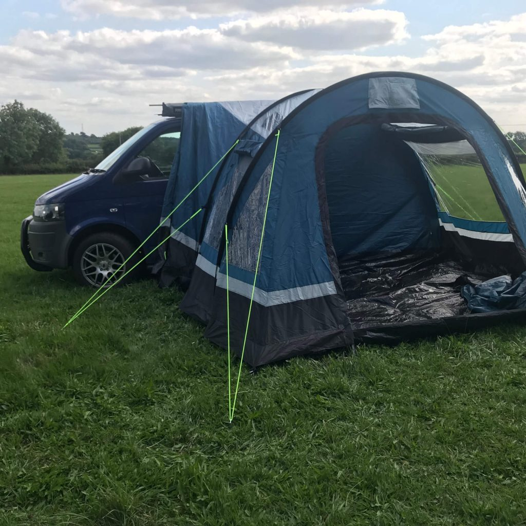 Direct4x4 Accessories UK | Royal Blockley Driveaway Side Awning