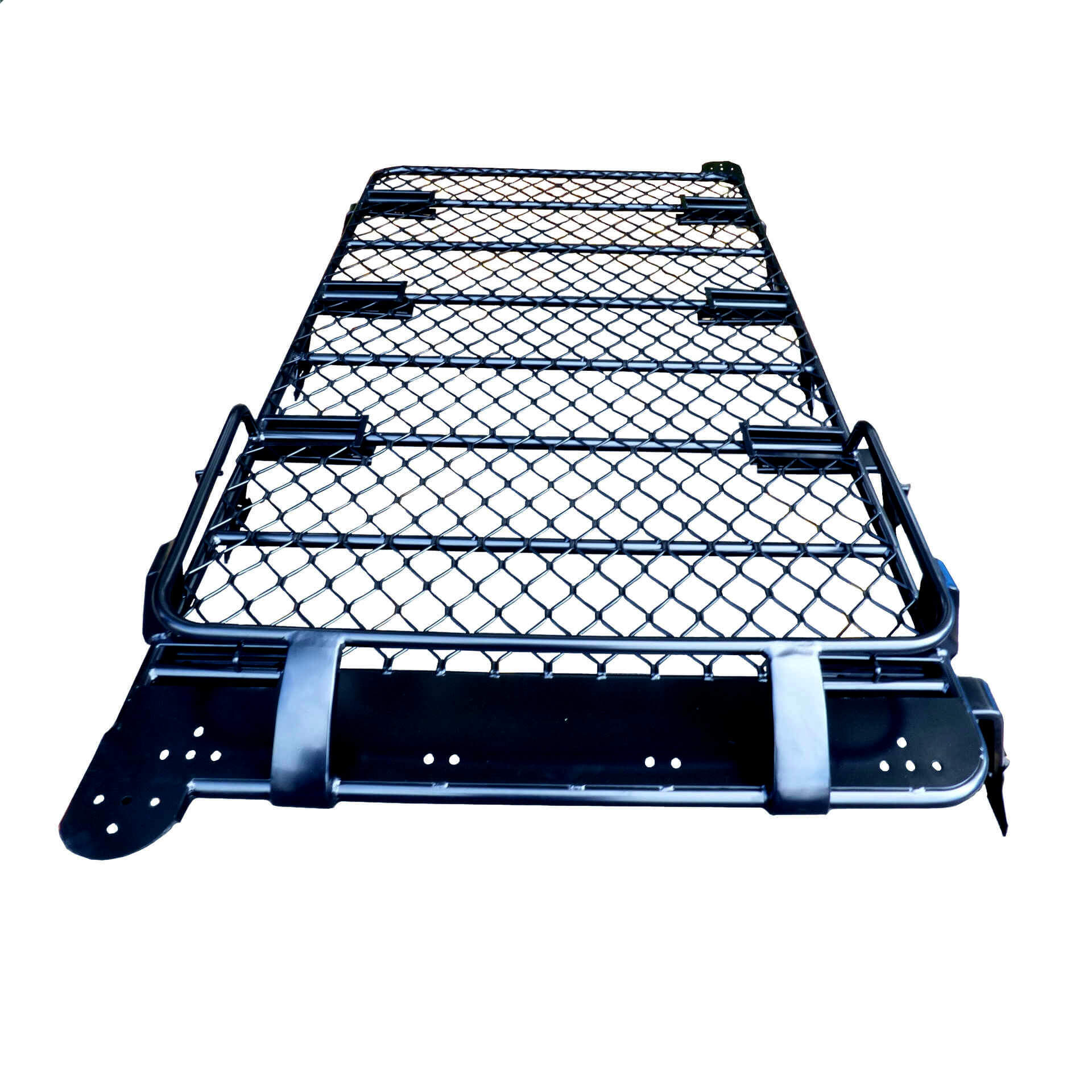 Direct4x4 Accessories UK | Expedition Aluminium Front Basket Roof Rack