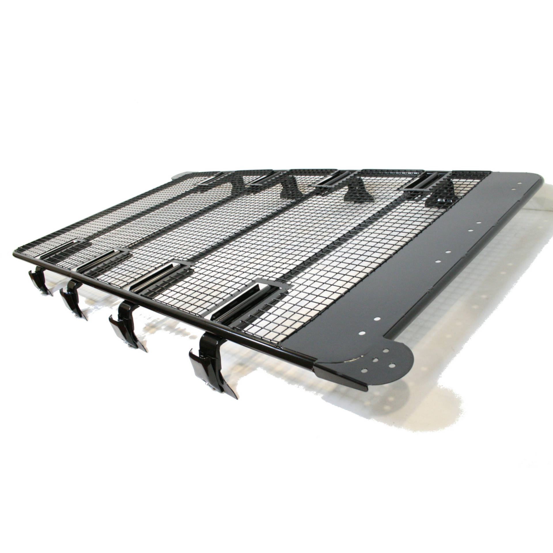 Direct4x4 Accessories UK | Expedition Flat Roof Rack