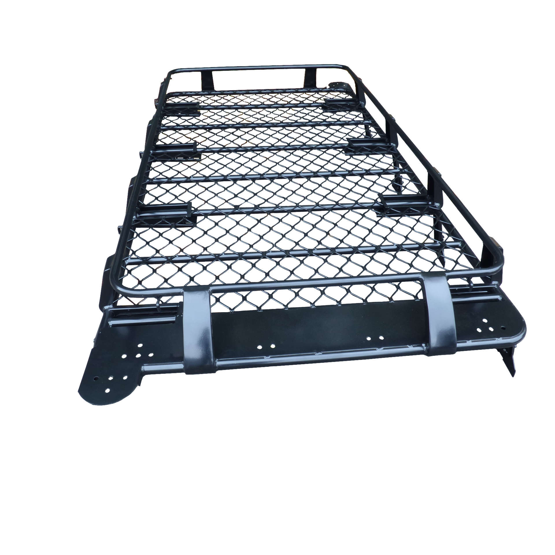 Direct4x4 Accessories UK | Expedition Aluminium Full Basket Roof Rack