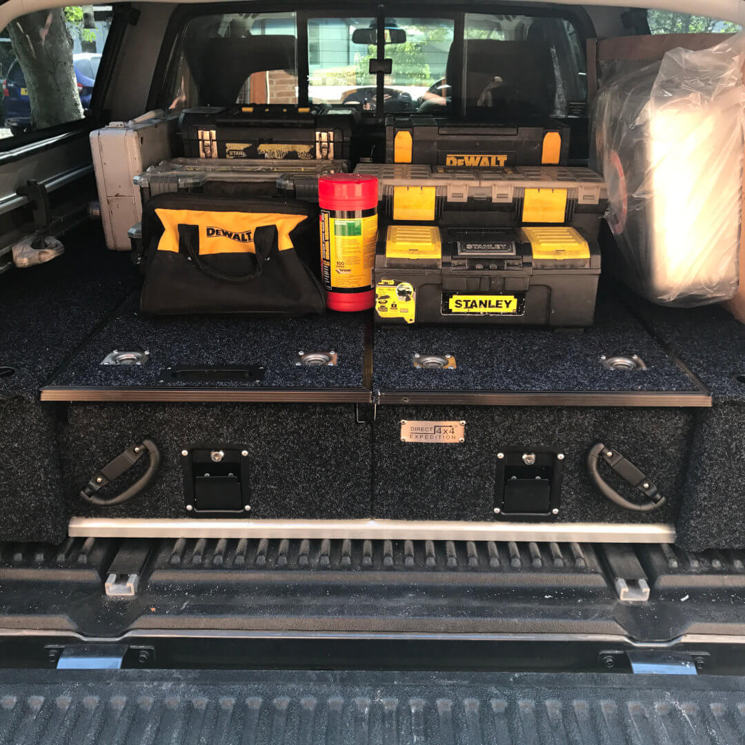 Direct4x4 Accessories UK | Expedition Drawer Storage System Image