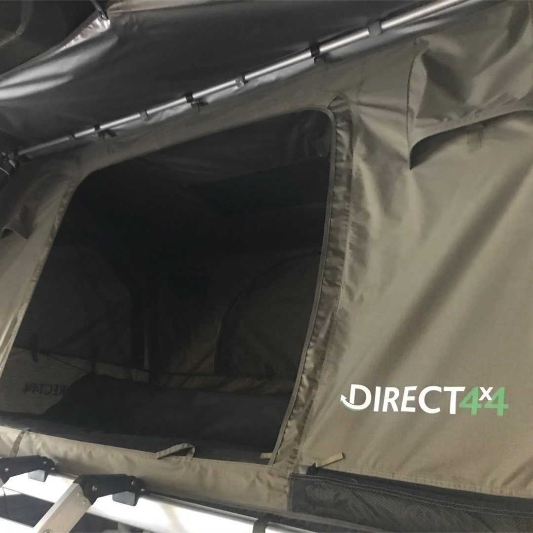 Direct4x4 Accessories UK | Pathfinder II Remote Controlled Hard Shell Roof Tent